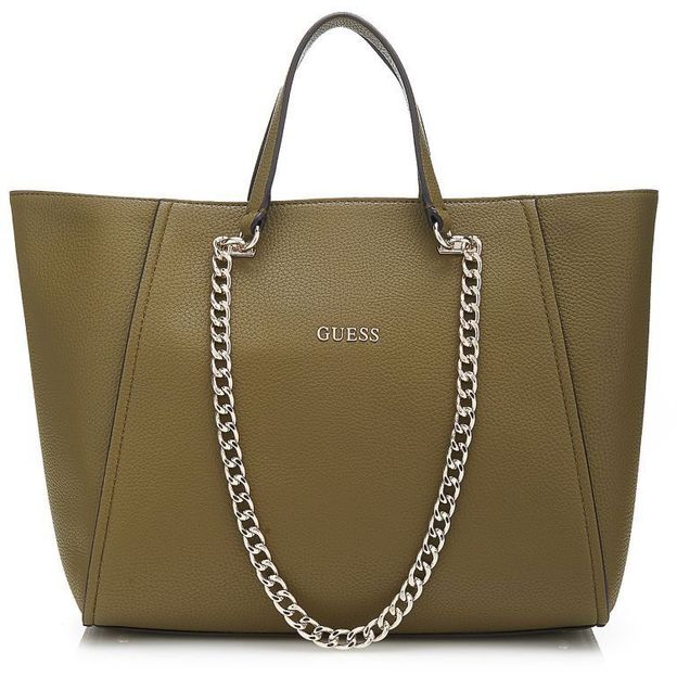 Guess Shopper Nikki olive