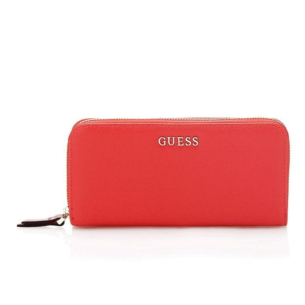 Guess Portemonnaie Isabeau red
