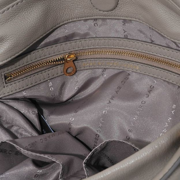 Marc by Marc Jacobs sac à main Too Hot To Handle Hobo Cement
