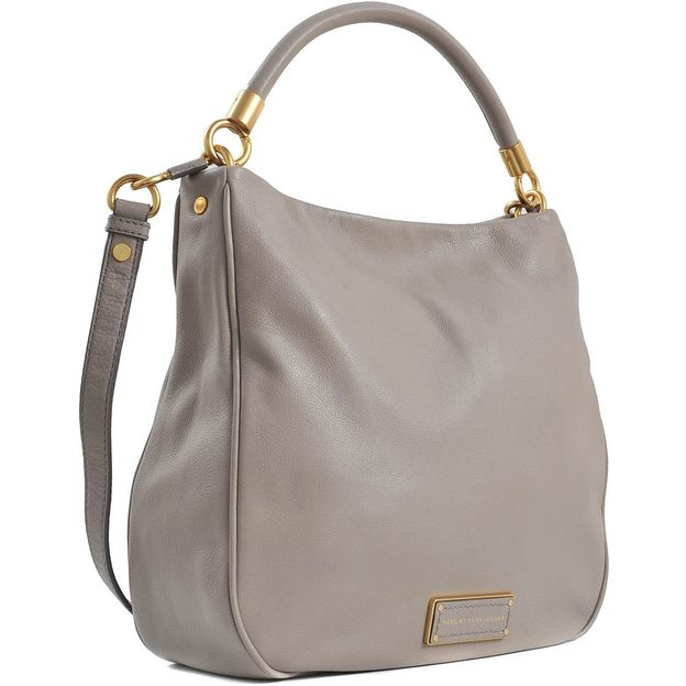 Marc by Marc Jacobs Handtasche Too Hot To Handle Hobo Cement