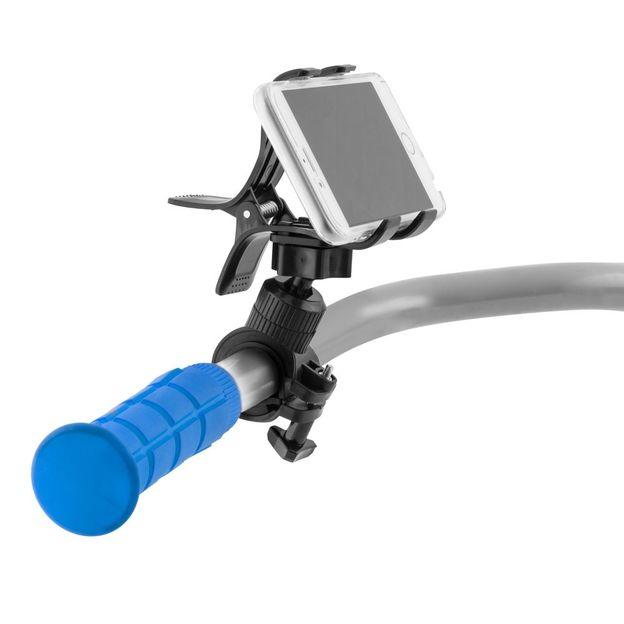 Fixation smartphone pour vélo