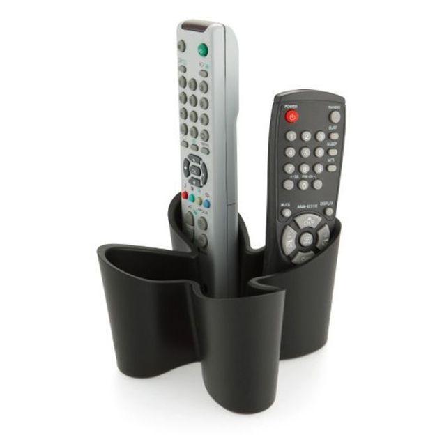 Cozy Remote Control Tidy black