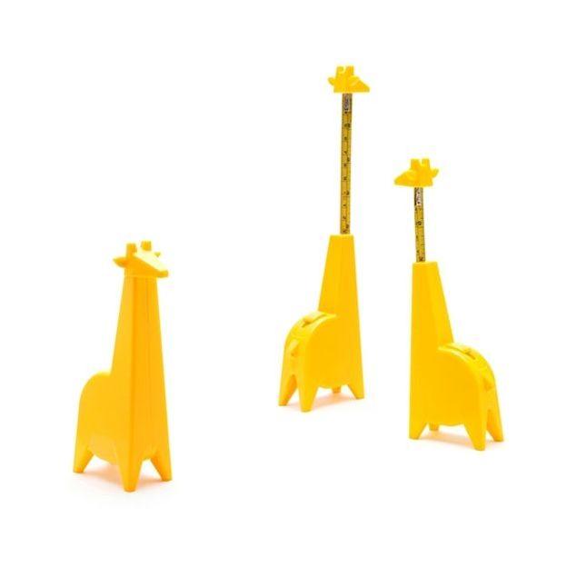 Girafe Mètre mesureur Miss Meter