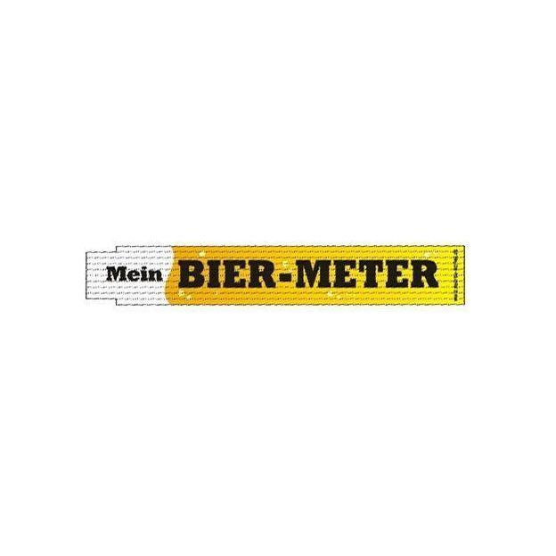 Meter mit witzigen Sprüchen Biermeter