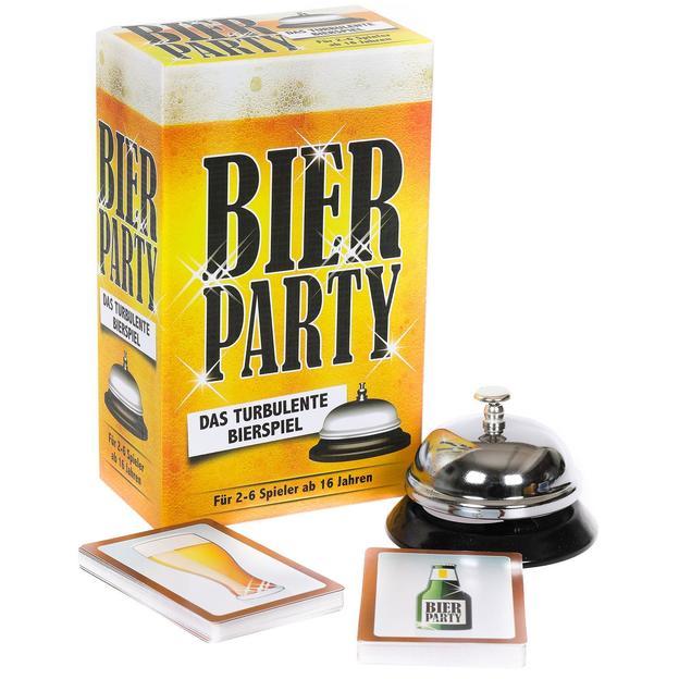 Bierparty - das Partyspiel