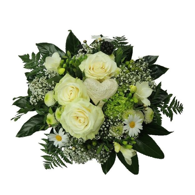 Bouquet de fleurs Merveille d'hiver