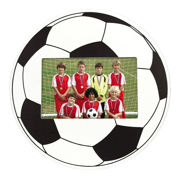 Cadre photo ballon de foot