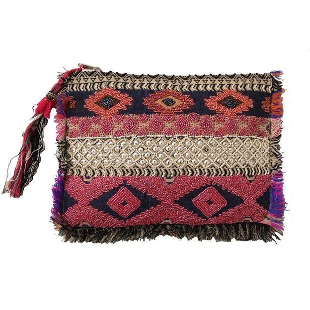 Tasche Hippie Time multi color 1