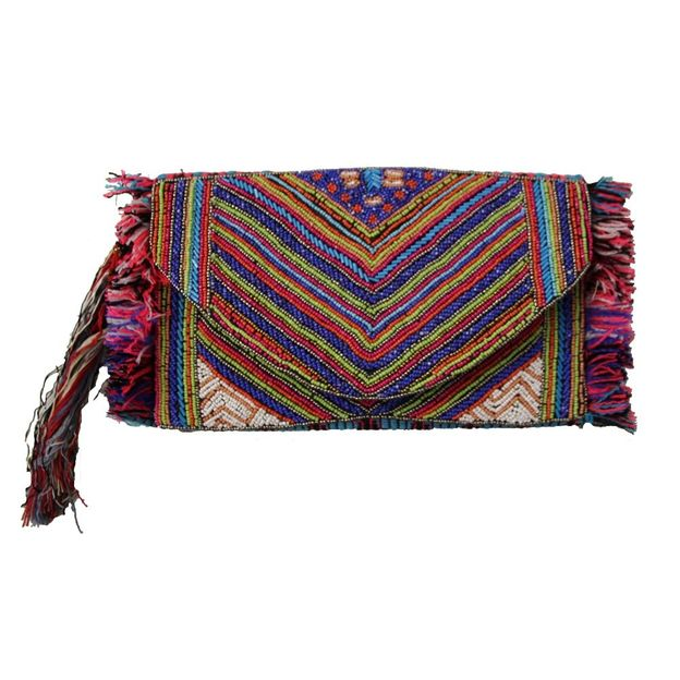 Sac Hippie Time multicolore petit