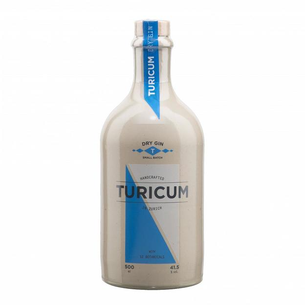 Turicum Handcrafted Dry Gin 50 cl