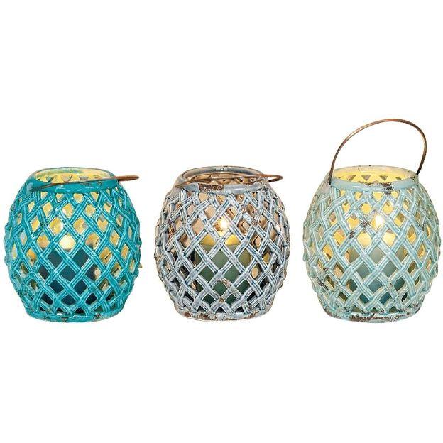 Lanternes Laotse set de 3