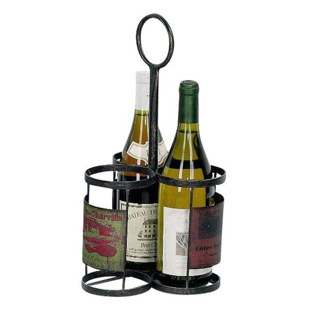 Porte bouteilles de vin Domaine