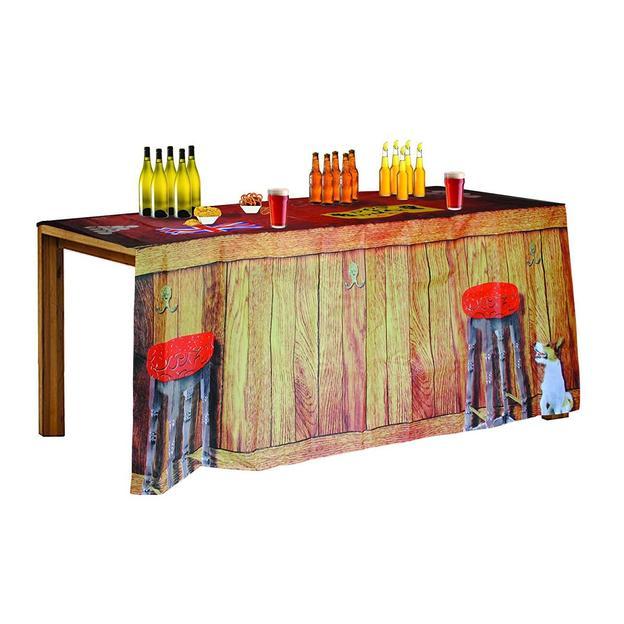 Nappe Bar pour bière-pong