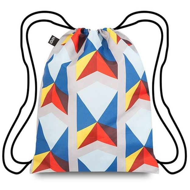 Rucksack Geometric Triangles