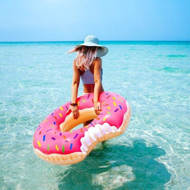 Schwimmring Donut