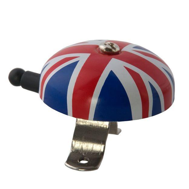 Sonnette de vélo Liix Funny Bells Union Jack