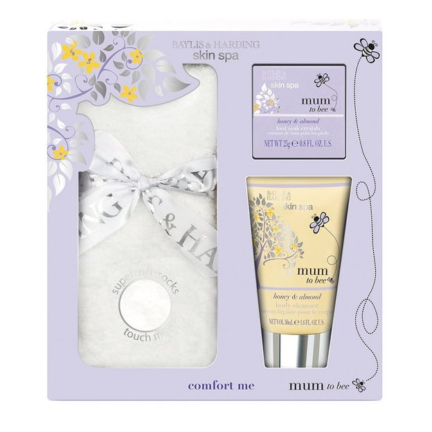 Fusspflege Set Honey & Almond