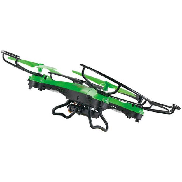 Drone / quadricoptère Green Spy 1 WIFI