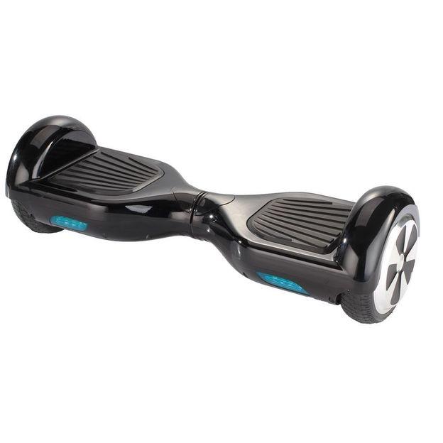 Scooter E-Balance Board noir
