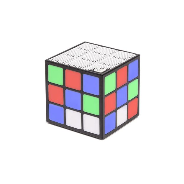 LED Bluetooth Lautsprecher – Rubik Cube