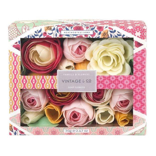 Bade-Konfetti Blumen Fabric & Flowers