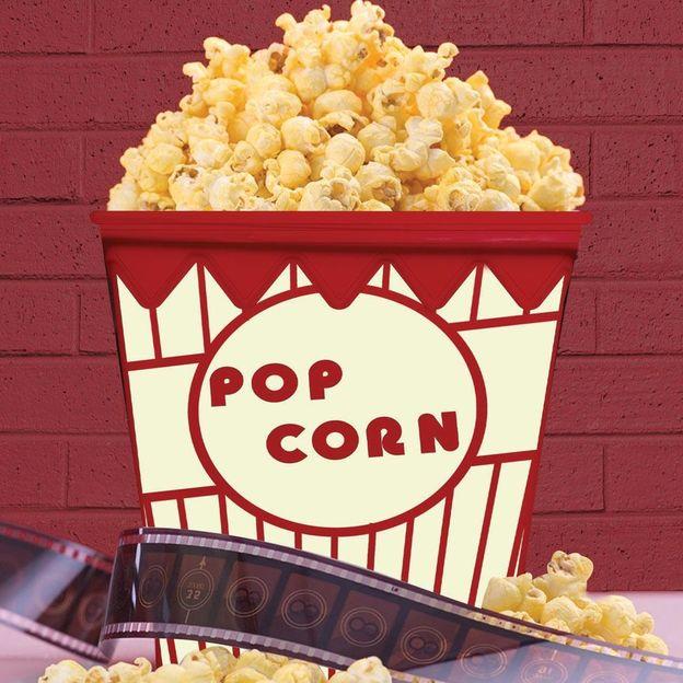 Popcorn Maker für die Mikrowelle
