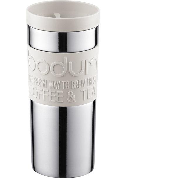 Thermobecher von Bodum 0,35L creme