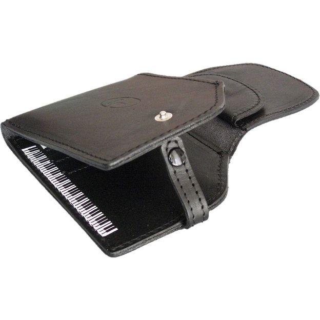 Portemonnaie in Form eines Pianos