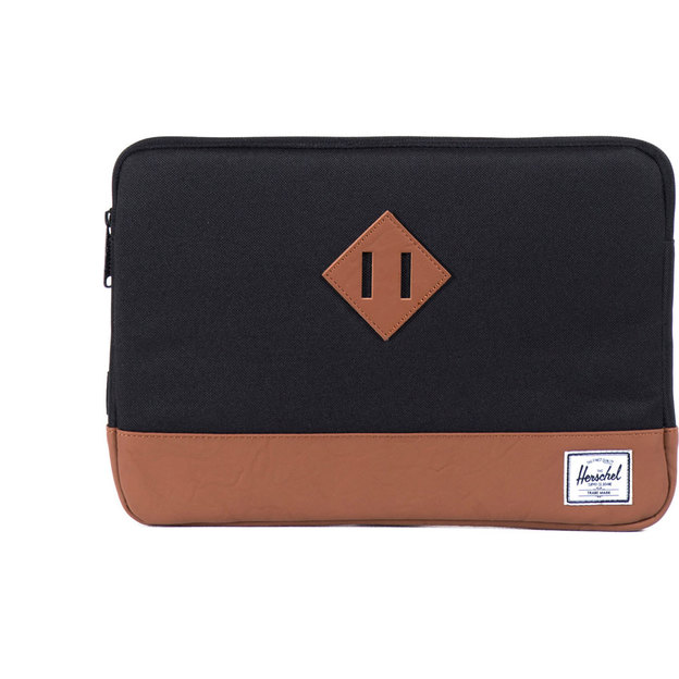 Herschel Notebook Tasche für MacBook Black