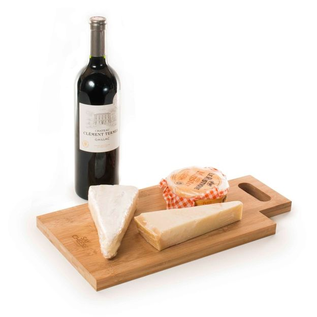Coffret pour Vin et planche à fromage Rackpack