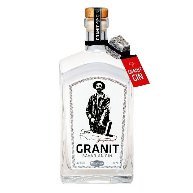Penninger Granit Bavarian, Gin, 0.7L