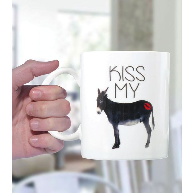 Tasse Kiss my Ass