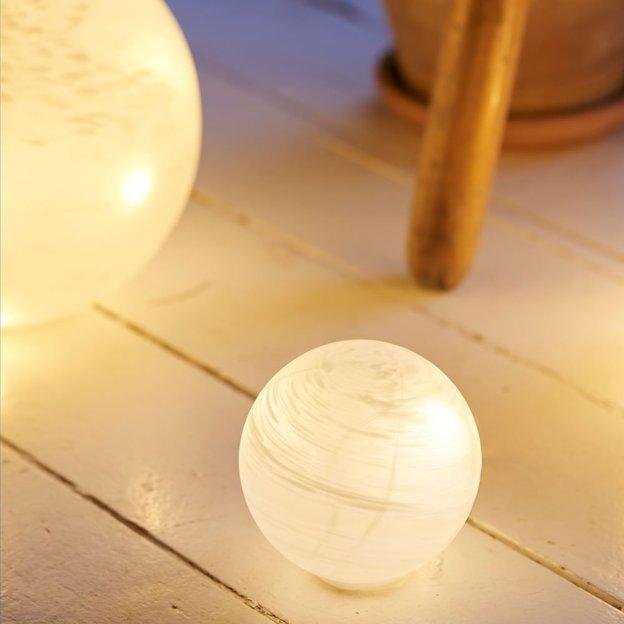 Photophore sphère à LEDs