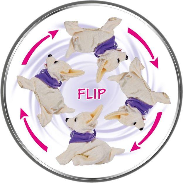 Chi Chi Love Flippi - peluche électrique