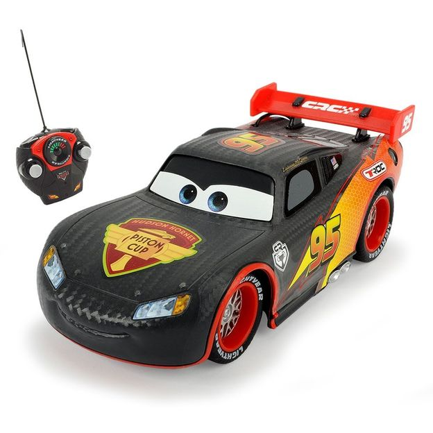 RC Lightning McQueen Carbon Turbo Racer
