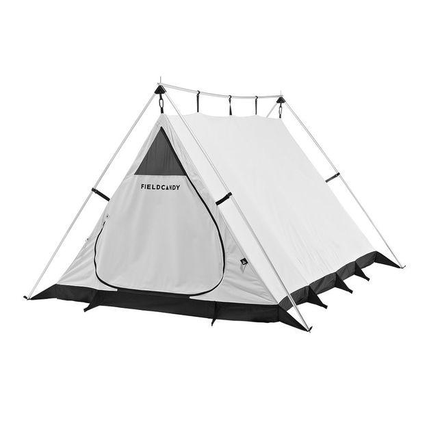 Tente FieldCandy Get a room pour 2 pers.