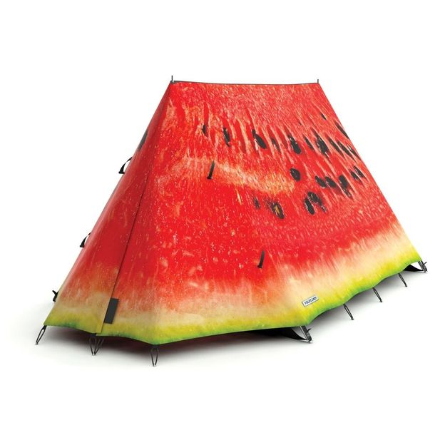 Tente de camping Pastèque FieldCandy (pour 2 pers.)