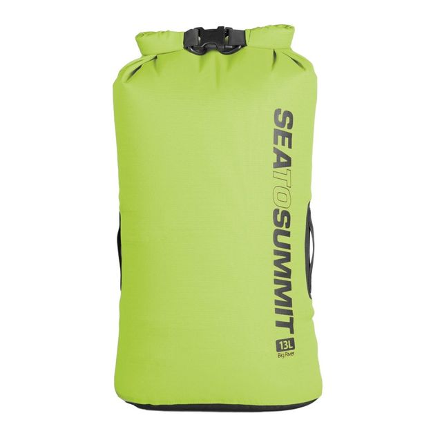 Wassersack Sea To Summit Big River Dry Bag 13L Grün