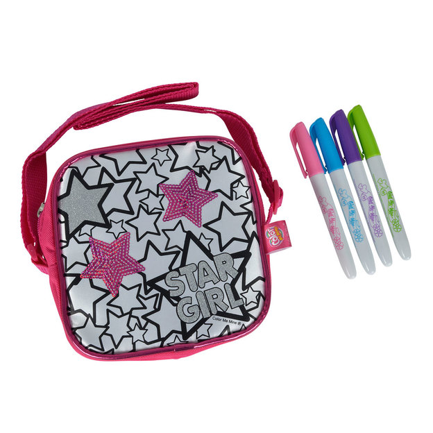 Color me mine Sequin Cube mit Pailletten