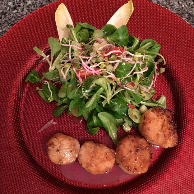 Dinner für 2 @ Home