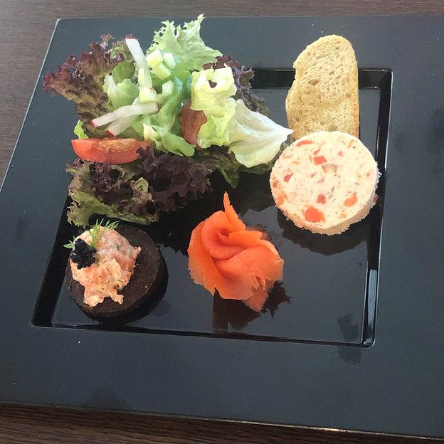 Dinner vom Sterne Koch Bertrand Klein (für 2 Personen)