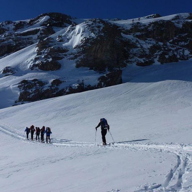 2-Tages-Skitour inkl. Übernachtung im Safiental