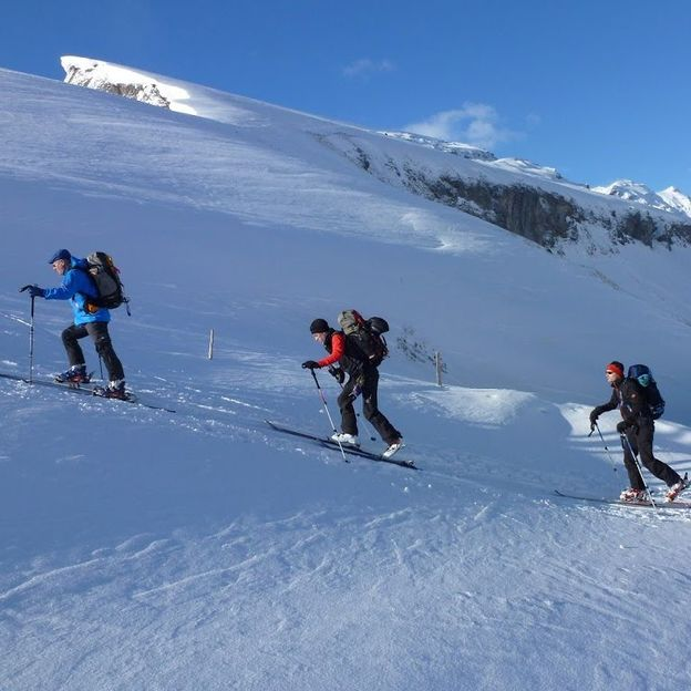 2-tägige Skitour inklusive Übernachtung im Safiental