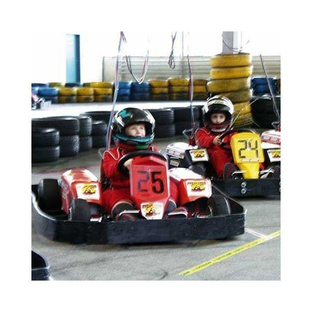 Pack spécial anniversaire karting (5 enfants)