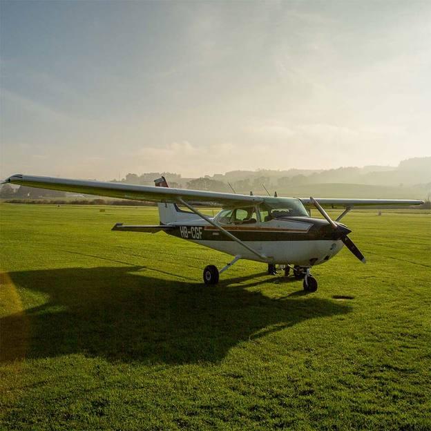 Flugzeugrundflug zum Pilatus / Rigi