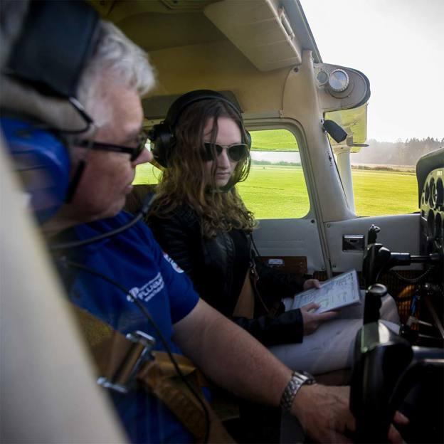 Flugzeug Schnupperflug für 1 Person