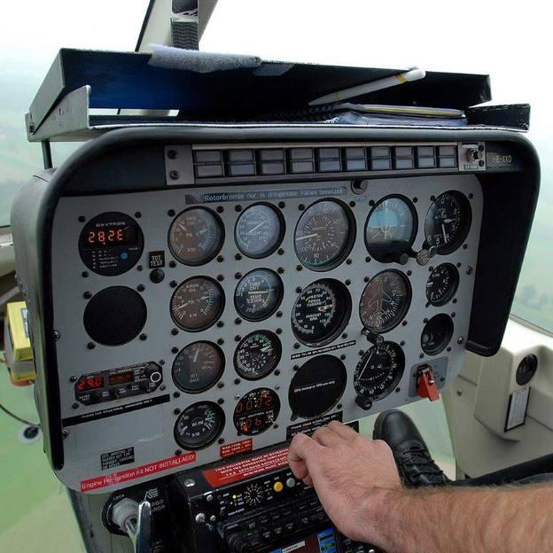 Helikopter-Schnupperflug für eine Person