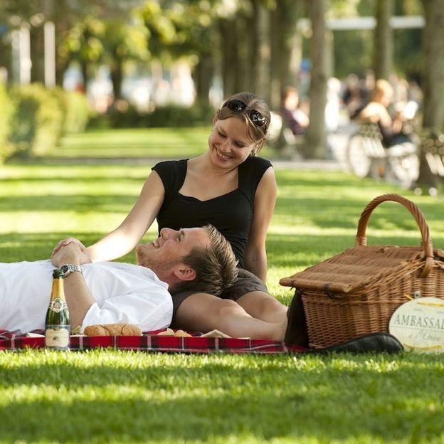 Pique nique romantique au bord du lac de zurich gourmet - Pique nic romantique ...