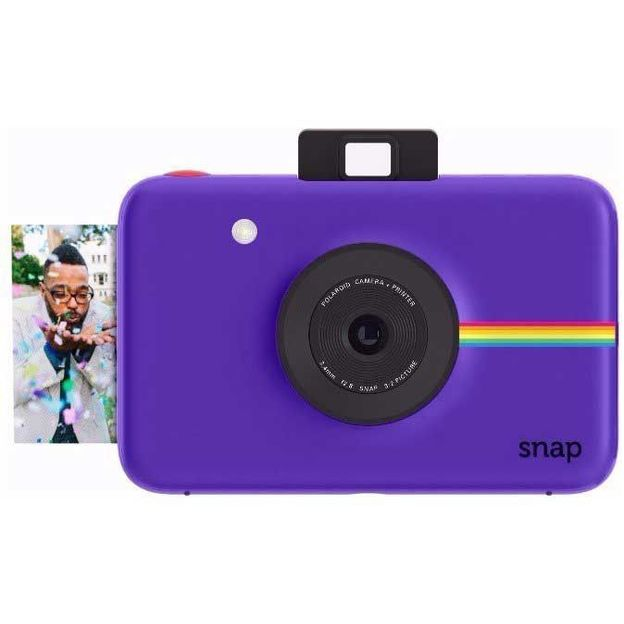 Polaroid SNAP appareil photo violet