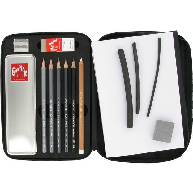Caran d'Ache Graphite Line Book to go